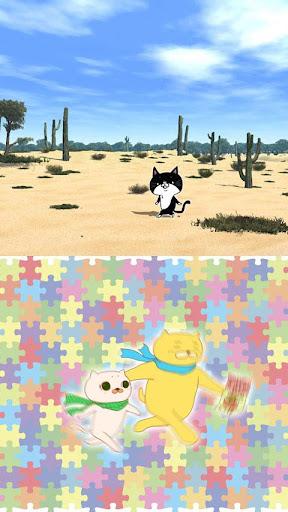 完全版:猫壁紙・人気の猫キャラクター待ち受け画像設定アプリ