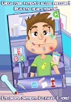 Screenshot of Nurses Office FREE - Kids care