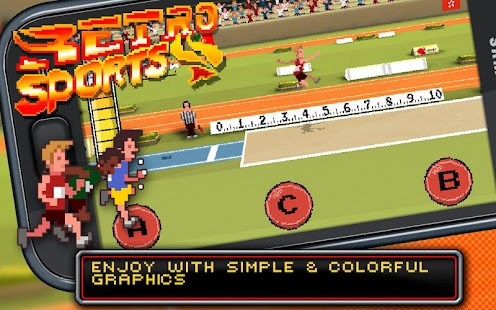 Retro Sports Screenshot 16
