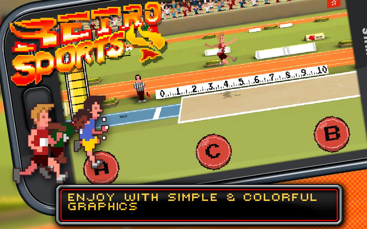 Retro Sports- screenshot