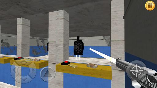 枪射击游戏3D