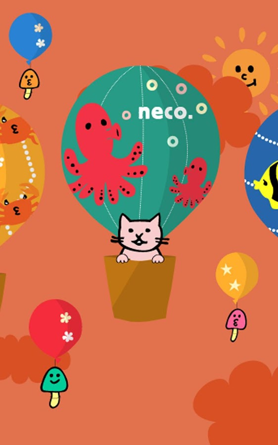 neco. LiveWallpaper Free - screenshot