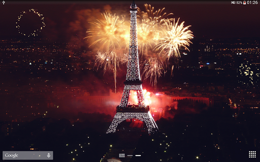 Fireworks Live Wallpaper 2018 1.2.1 screenshots 13