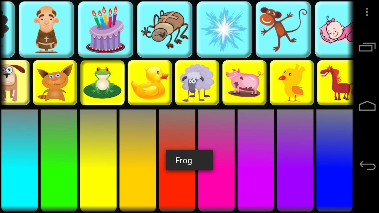 Kids Animal Piano Free- screenshot