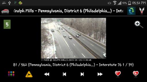 Cameras Pennsylvania - Traffic  screenshots 4