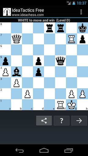 IdeaTactics 免費國際象棋