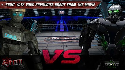 Real Steel HD apk +data 1.0.40 for Android