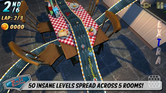 Rail Racing Limited Edition Apk + Data
