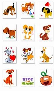 Kids Game Dog Puzzle Free