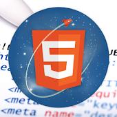 HTML Source Code Viewer