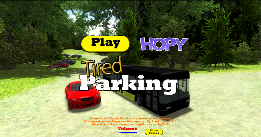 Tired Parking