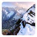 Snow Mountain Live Wallpaper icon