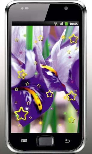 Iris Amazing live wallpaper|玩個人化App免費|玩APPs