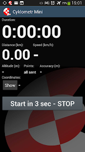 Cyclometer Mini- screenshot thumbnail