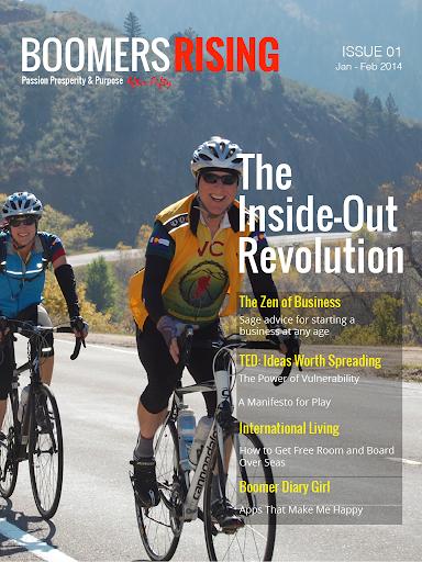 Boomers Rising Magazine