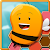 Disco Bees - New Match 3 Game file APK Free for PC, smart TV Download