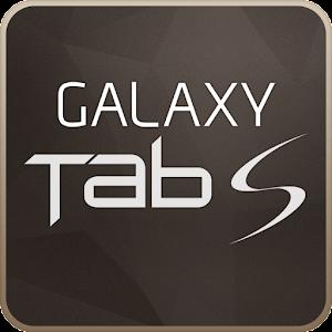 GALAXY Tab S Experience 生活 App LOGO-APP試玩