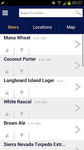 Beers Around Me