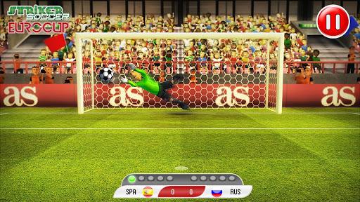 Striker Soccer Euro 2012 Pro  screenshots 12