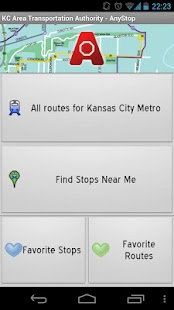 Kansas City Metro: AnyStop - screenshot thumbnail
