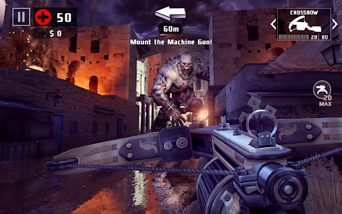 Dead Trigger 2: First Person Zombie Shooter Game – Miniaturansicht des Screenshots