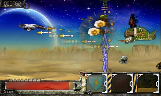 Overkill: Space Shooter- screenshot thumbnail