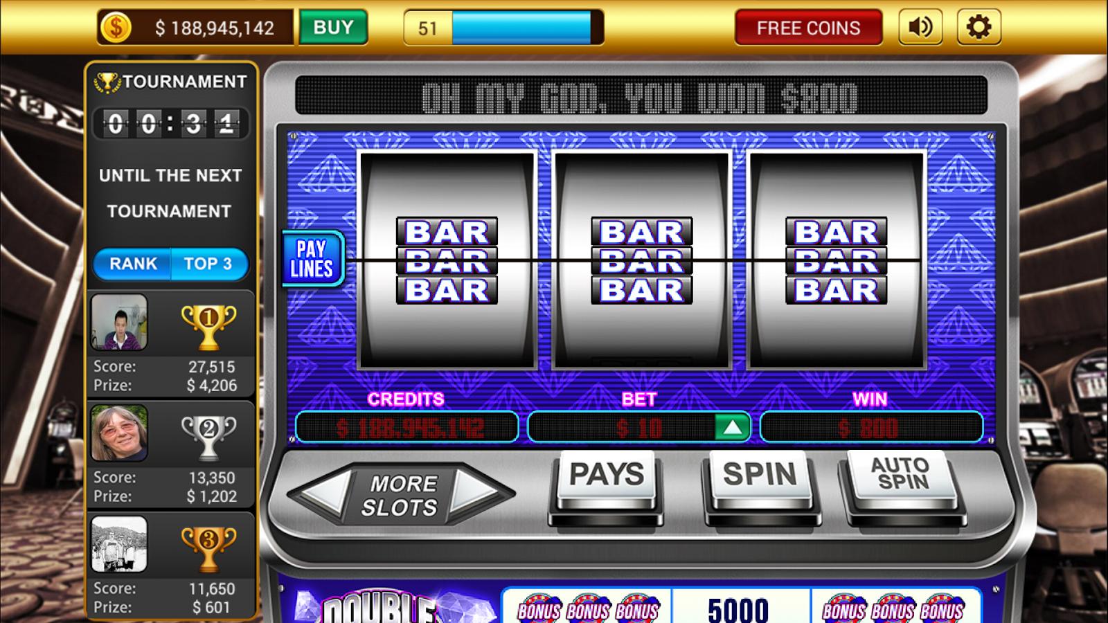 high limit slot machine strategies