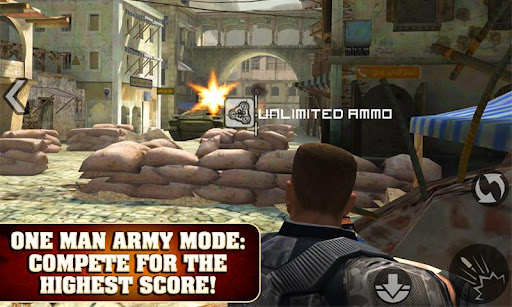 FRONTLINE COMMANDO  screenshots 1