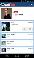 Screenshot of Tower FM Radio