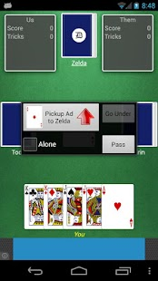 Euchre (free) - screenshot thumbnail