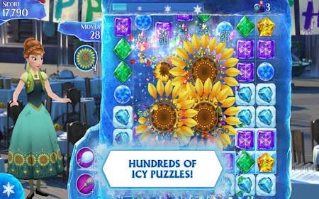 Frozen Free Fall 3.0.0 screenshot 14575