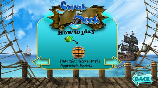【免費街機App】Swab The Deck-APP點子