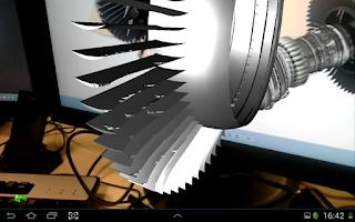 Screenshot of AR Aeronautical Engineering