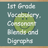 1st Grade Blends and Digraphs