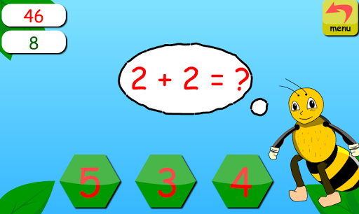 Bee Learning Number And Math 1.0.3 screenshots 12