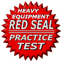 REDSEAL Heavy Equipment EXAM