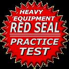 REDSEAL Heavy Equipment EXAM icon