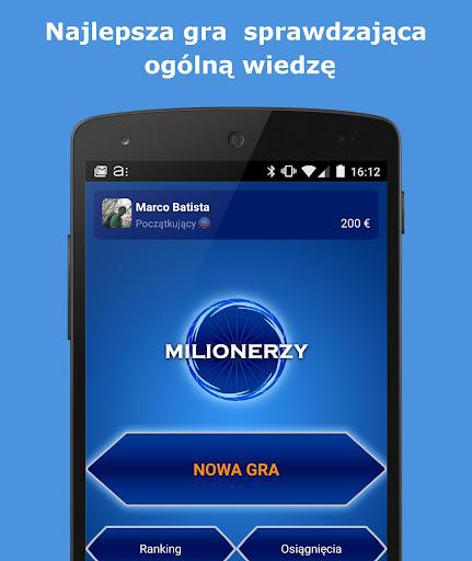 Milionerzy Quiz Polskie