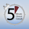 The 5 Minute Clinical Consult logo