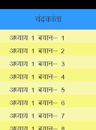 Chandrakanta Santati Book