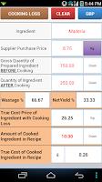 Screenshot of Yield Costing (made simple)