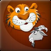 āduhuli - Tiger and Goat