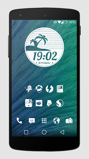 Whicons – White Icon Pack v3.7.1