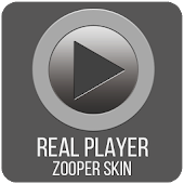 Real Player Zooper Skin