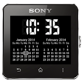 A09 WatchFace for SmartWatch2