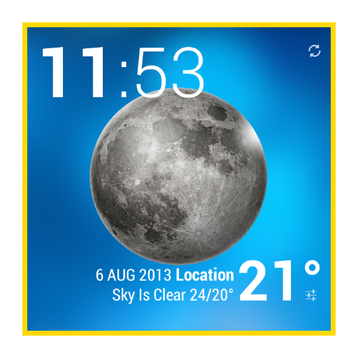 Weather Animated Widgets 10 8 APK for Android