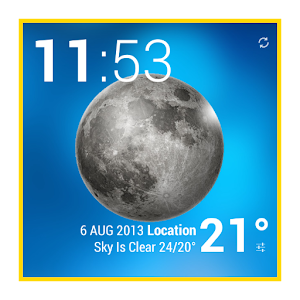 Weather Animated Widgets v7.70 Apk Miki