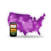 Mobile Network Coverage Map
