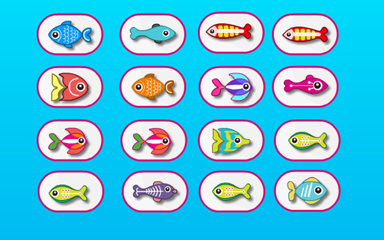 Puzzle game marine fish quest android apps on google play for Fish identification apps