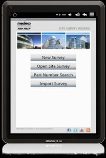 Site Survey Wizard - screenshot thumbnail